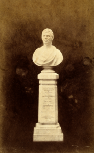 Bust of Gunner William Rivers