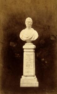 Bust of Gunner William Rivers