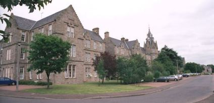 Craiglockhart Poor House, now Greenlea Old People's Home